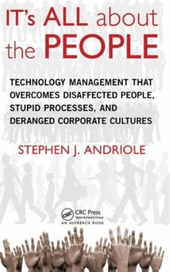 IT's All about the People - Andriole, Stephen J.