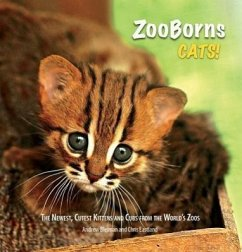 ZooBorns Cats!: The Newest, Cutest Kittens and Cubs from the World's Zoos - Bleiman, Andrew; Eastland, Chris