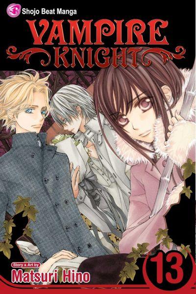 Vampire Knight - Hino, Matsuri