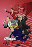 Political Power: Republicans: A Graphic Novel: Sarah Palin, Arnold Schwarzenegger, Rush Limbaugh, and Glenn Beck.