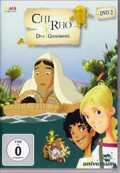 Chi Rho - Das Geheimnis DVD 2