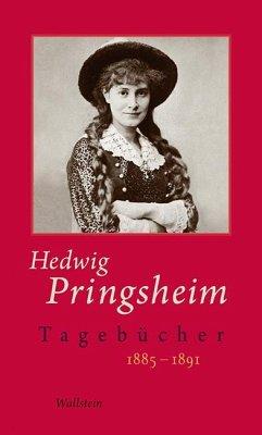 Tagebücher - Pringsheim, Hedwig Pringsheim, Hedwig