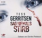 Sag niemals stirb, 4 Audio-CDs