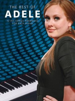 The Best of Adele, piano