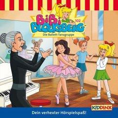 Die Ballett-Tanzgruppe / Bibi Blocksberg Bd.102 (1 Audio-CD)