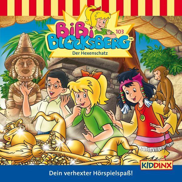 Klaus P. Weigand Klaus-P. Weigand Bibi Blocksberg 103 - Der Hexenschatz