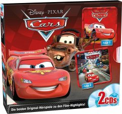 Cars Box, Folgen 1 + 2, 2 Audio-CDs