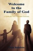 Welcome to the Family of God - A Guide for New Christian Converts