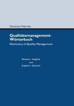 Qualitätsmanagement-Wörterbuch