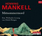 Mittsommermord / Kurt Wallander Bd.8 (6 Audio-CDs)