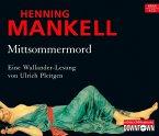 Mittsommermord / Kurt Wallander Bd.8 (6 Audio-CDs)