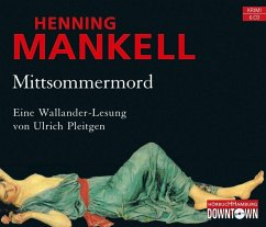 Mittsommermord / Kurt Wallander Bd.8 (6 Audio-CDs) - Mankell, Henning
