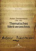 Anton Zimmermann (1741-1781)