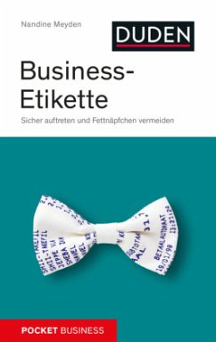 Pocket Business Business-Etikette - Meyden, Nandine