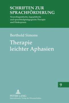 Therapie leichter Aphasien