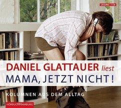 Mama, jetzt nicht!, 1 Audio-CD - Glattauer, Daniel