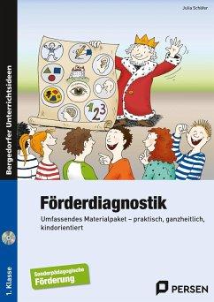 Förderdiagnostik - Schäfer, Julia