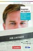 Persönlicher Erfolg Bewerben auf Englisch