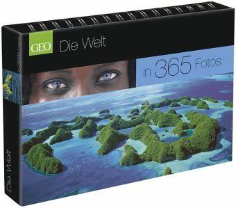 GEO Die Welt in 365 Fotos