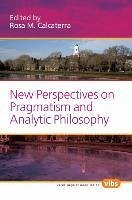 New Perspectives on Pragmatism and Analytic Philosophy - Herausgeber: Calcaterra, Rosa M.