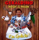 Ein Gedicht!, Audio-CD