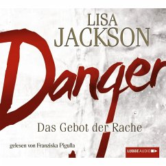 Danger / Detective Bentz und Montoya Bd.2 (MP3-Download) - Jackson, Lisa