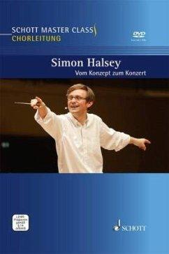 Schott Master Class Chorleitung, m. DVD