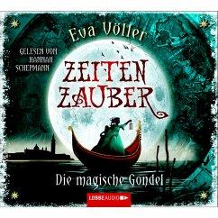 Die magische Gondel / Zeitenzauber Bd.1 (MP3-Download) - Völler, Eva