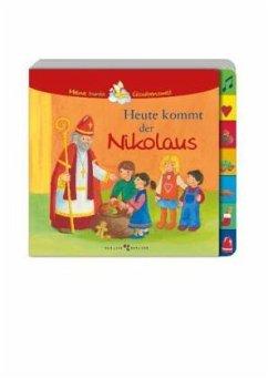 Heute kommt der Nikolaus - Krömer, Astrid; Cratzius, Barbara