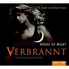 Verbrannt / House of Night Bd.7 (MP3-Download) - Cast, P.C.; Cast, Kristin