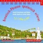 Kroatisch-Phrasen spielerisch erlernt, 1 Audio-CD