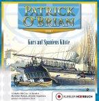 Kurs auf Spaniens Küste / Jack Aubrey Bd.1 (Audio-CD)