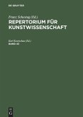 Repertorium für Kunstwissenschaft. Band 43