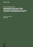 Repertorium für Kunstwissenschaft. Band 44