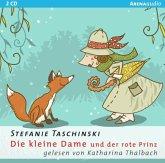 Die kleine Dame und der rote Prinz / Die kleine Dame Bd.2 (Audio-CD)
