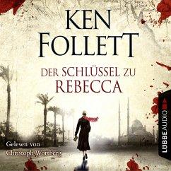 Der Schlüssel Zu Rebecca (MP3-Download) - Follett, Ken