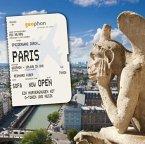 Spaziergang durch Paris, 1 Audio-CD