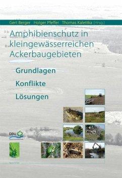 Amphibienschutz in kleingewässerreichen Ackerba...