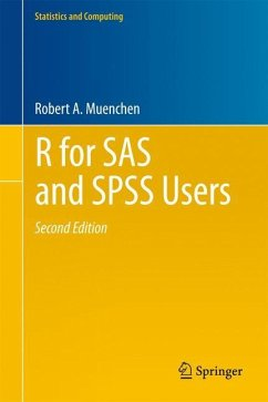 R for SAS and SPSS Users - Muenchen, Robert A.