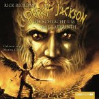 Die Schlacht um das Labyrinth / Percy Jackson Bd.4 (MP3-Download)