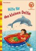 Hilfe für den kleinen Delfin