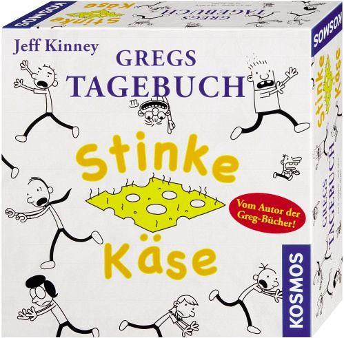 Stinke Käse. Gregs Tagebuch (Kinderspiel)