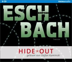Hide*Out / Out Trilogie Bd.2 (6 Audio-CDs) - Eschbach, Andreas