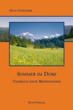 Sommer im Dorf - Sterneder, Hans