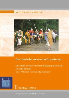 Die römische Armee im Experiment