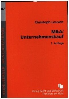 M & A / Unternehmenskauf