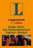 Langenscheidt Collins Großes Schulwörterbuch Englisch: Englisch-Deutsch