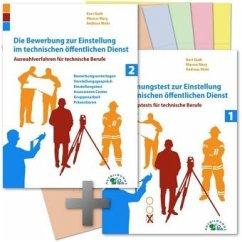 Die Bewerbung und der Eignungstest / Einstellun...