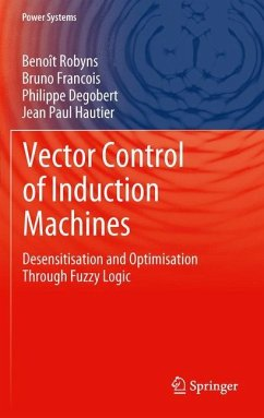 Vector Control of Induction Machines - Robyns, Benoît; Francois, Bruno; Degobert, Philippe; Hautier, Jean Paul