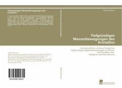 Tiefgründigen Massenbewegungen des Kristallins - Kirschner, Hubert
